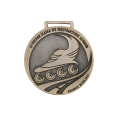 Medal 2D Wrotkarstwo Szybkie awers