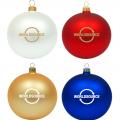 SampleKit Christmas Baubles
